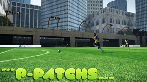 Estádio de treinamento do FIFA 11 para PES 2011 para PES 2011 PES 2011 download P-Patchs