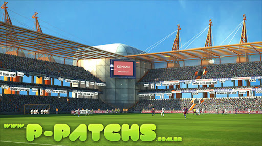 Aktas Arena para PES 2011 PES 2011 download P-Patchs