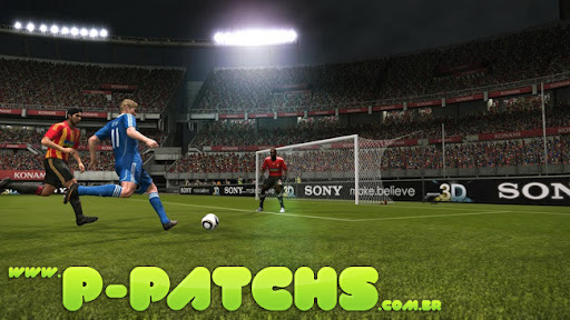 PESEdit  2011 Patch 2.3 para PES 2011 PES 2011 download P-Patchs
