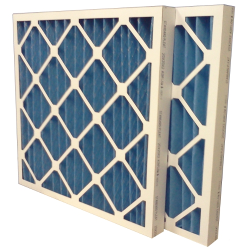 Midwest Supply, Inc. 24x24x2 Standard Capacity MERV 8 Pleated Air Filter (Case of 6) at Sears.com