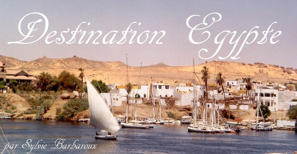 Destination Egypte • Guide Touristique • Voyage histoire ancienne antique art culture photos livres