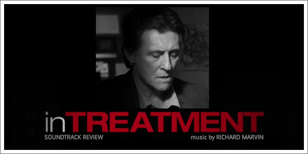 In Treatment (Soundtrack) by Richard Marvin - Review