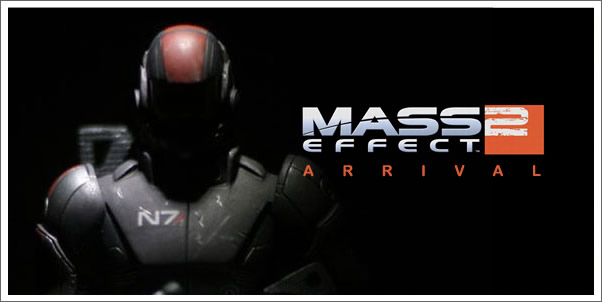 Cris Velasco and Sascha Dikiciyan Score Mass Effect: Arrival (DLC)