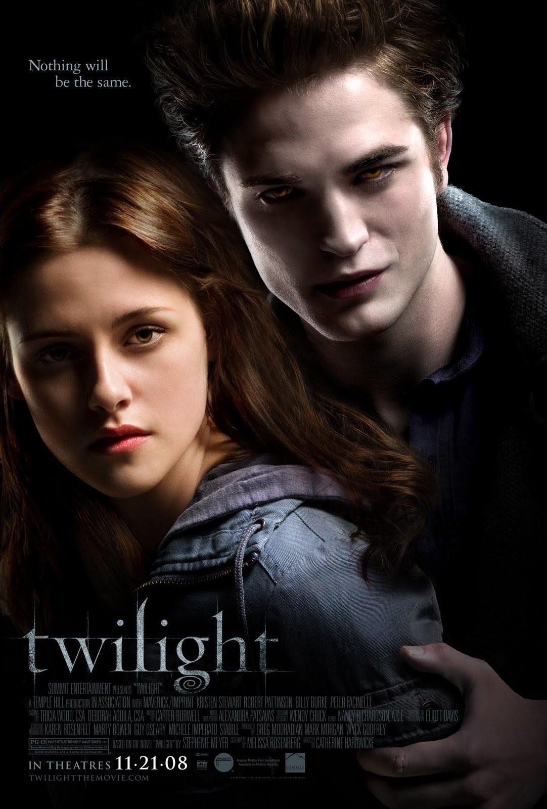 Chạng Vạng - The Twilight Saga 1: Twilight