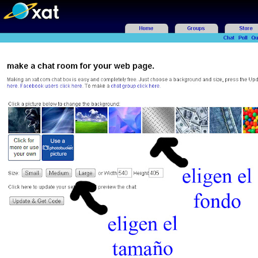 Sitios como Omegle - Chat en comenzar Omegle