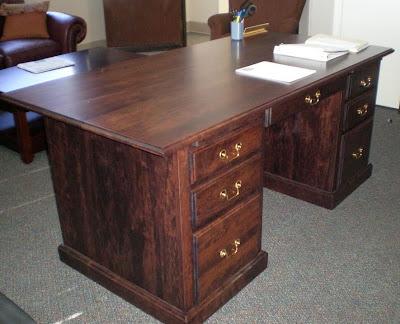 david's custom desk