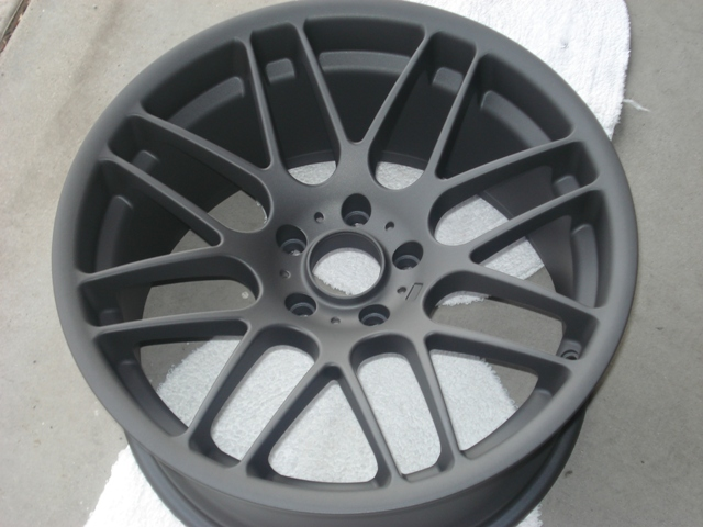 Vmr 19 Quot Vb3 Matt Gunmetal Powder Coat