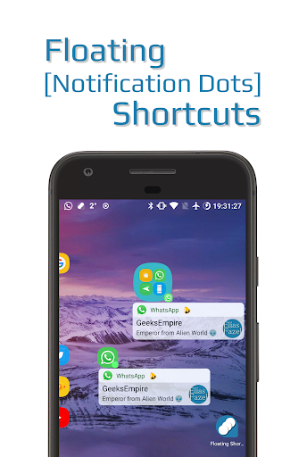 Floating Shortcuts ᴾᴿᴼ- screenshot thumbnail