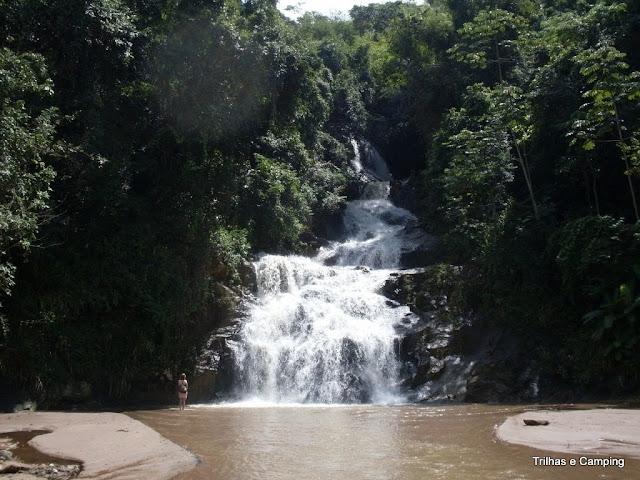Cachoeira do Bairro Cascata