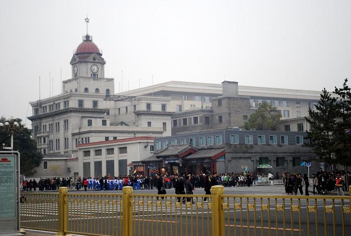 2010年10月21日 4人北京半自助行第六天 (跟团)