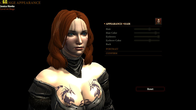 dragon age female armor. Dragon+age+ii+hawke+female