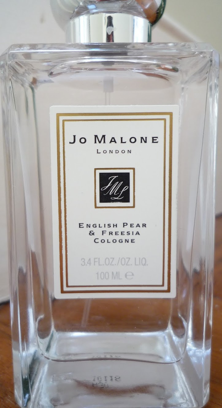New Fragrance [English Pear & Freesia by Jo Malone]
