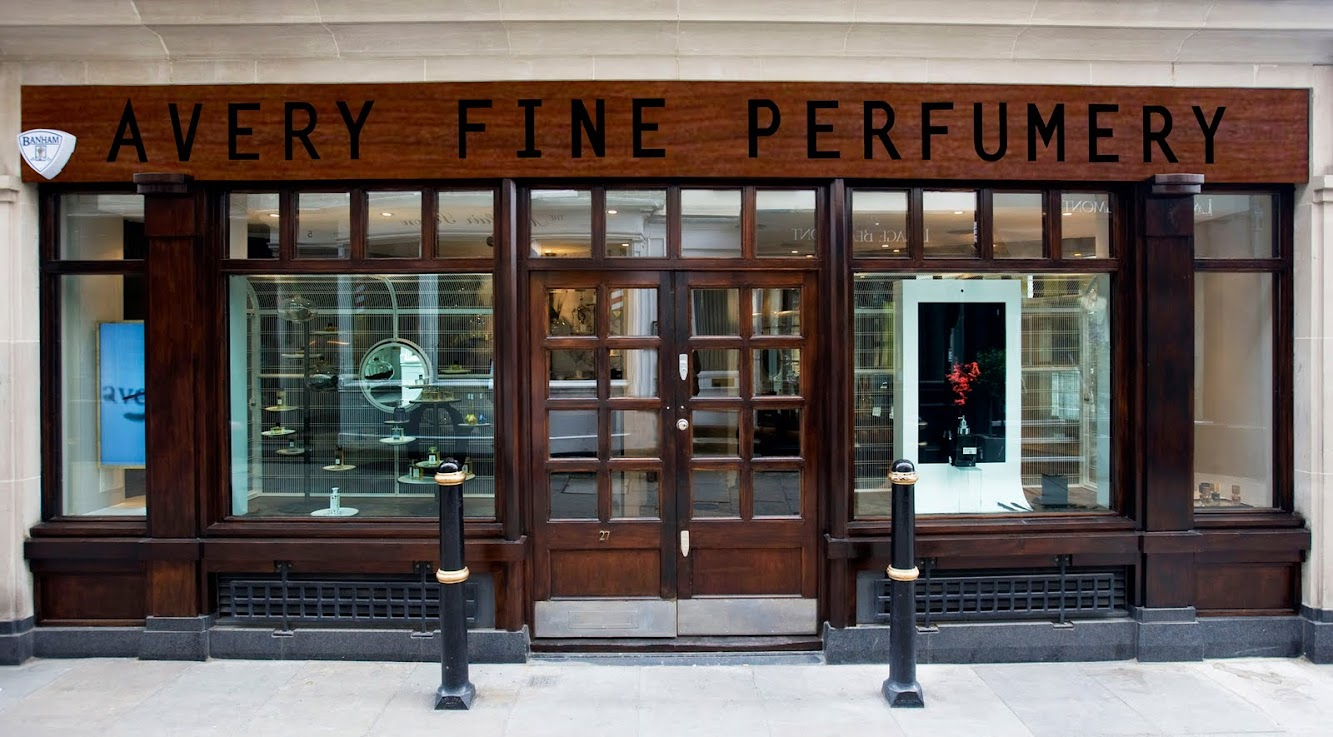 Avery [London's Newest Perfume Boutique]