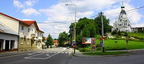 Medzilaborce, Słowacja.