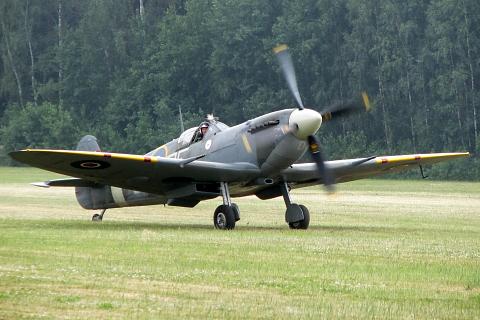 Supermarine 349 Spitfire LF  Mk VB.