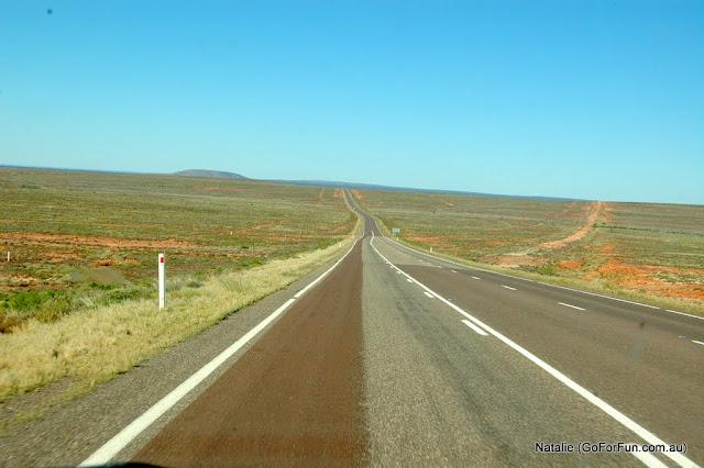 Melbourne to Coober Pedy Trip