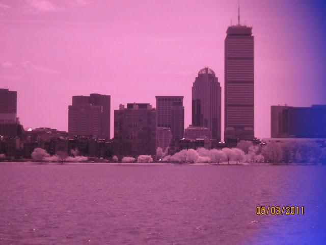 boston in UV