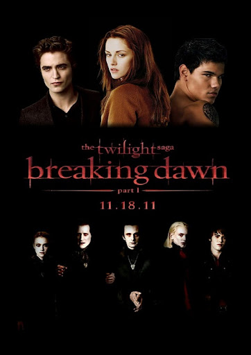 The Twilight Saga Breaking Dawn - Part 1 (2011) R5 XViD IMAGiNE