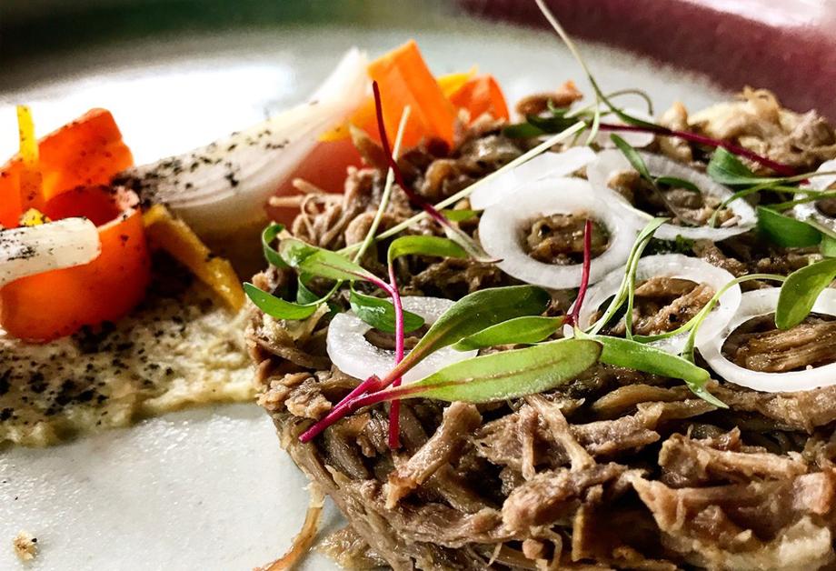 Amaranta: Nuevo menú degustación al centro y para taquear 3
