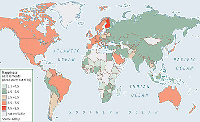 world map of happiness small Peta peta terlarang...