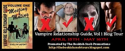 Excerpt: The Vampire Relationship Guide, Vol 1