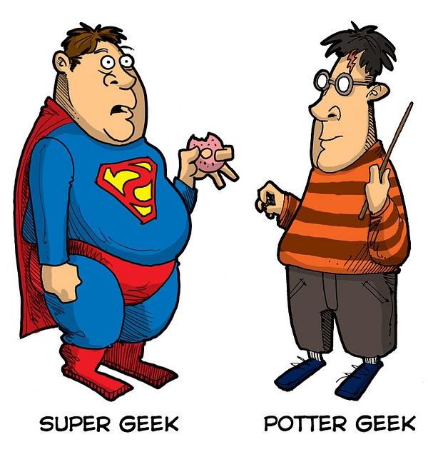 Geek Species