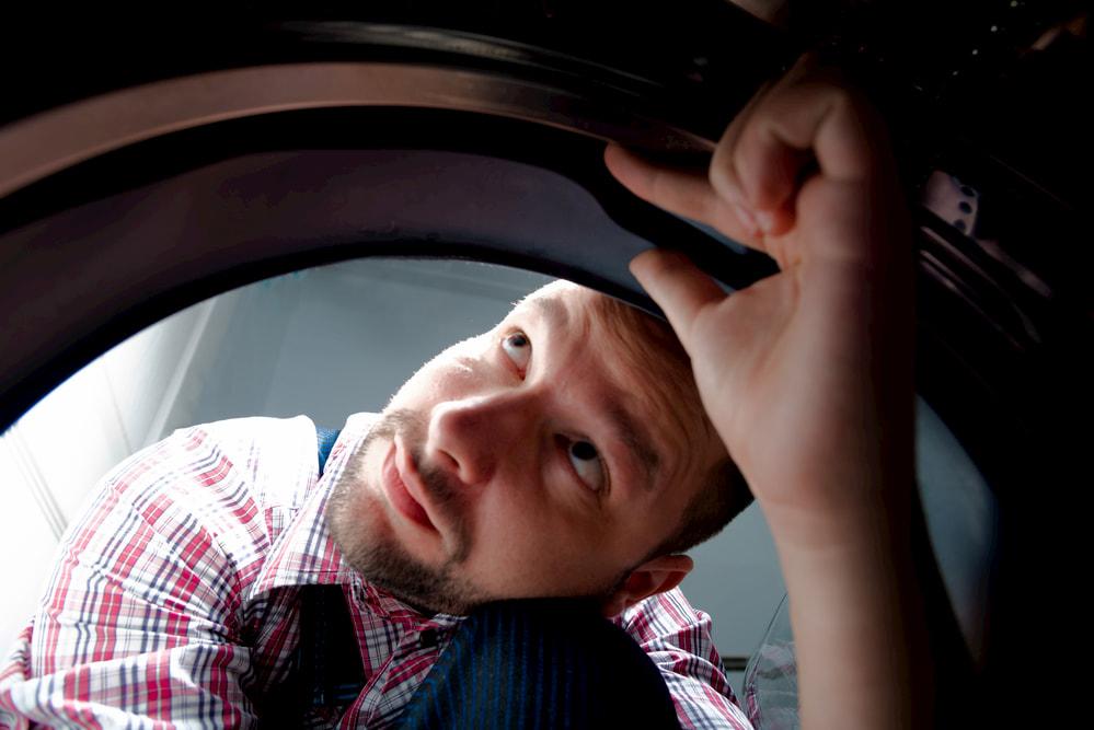проблема с манжетой стиральной машины