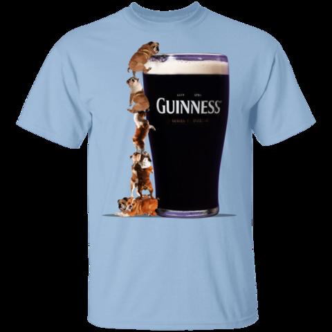 Yorkie T-Shirt Estd 1759 Guinness Brewed In Dublin Shirt Gift For Beer Lover -2