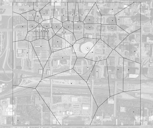 voronoi diagrams nature and architecture