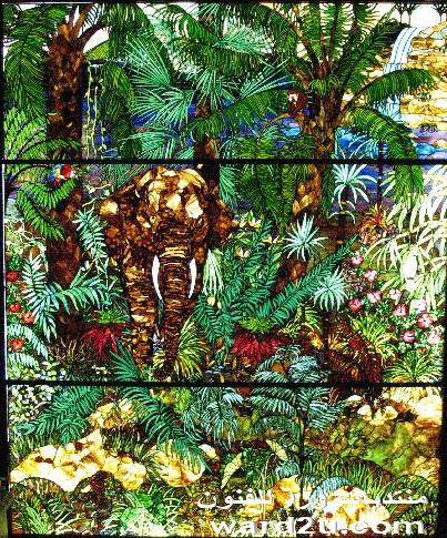 ابداعات من الزجاج المعشق Stained glass