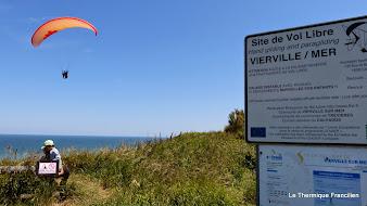 Site FFVL de Vierville-sur-Mer