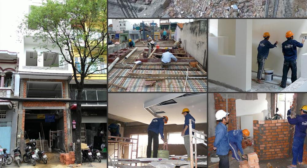 Lợi ích khi chọn dịch vụ xây nhà trọn gói