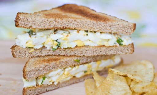egg, salad, sandwich, recipe