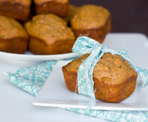 Whole Wheat Apple Spice Bread & A Grand Opening