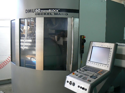 Deckel Maho DMU60