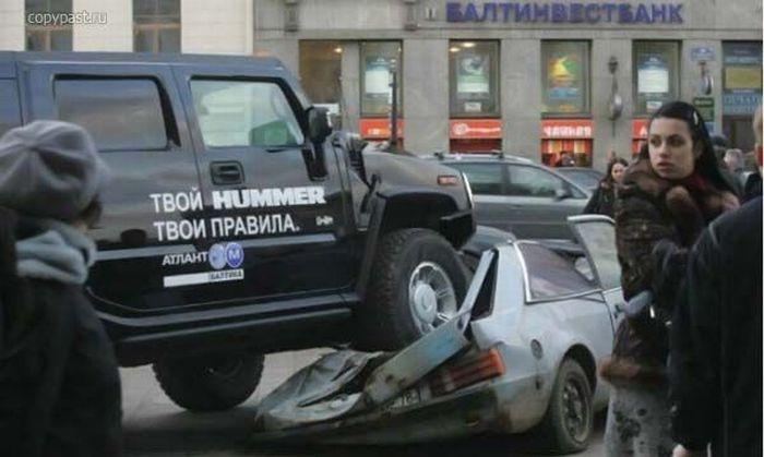 Najneobičnije saobraćajke