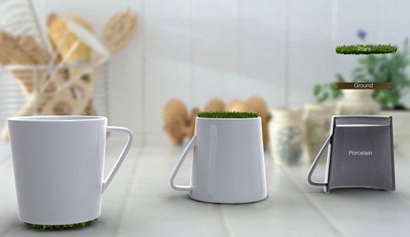 20 creative coffee and tea mug designs