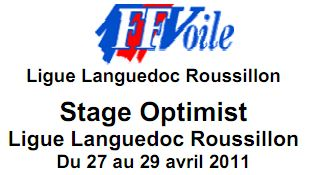 Stage voile Optimist