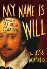 "Giveaway: ""My Name is Will"" — Jess Winfield"