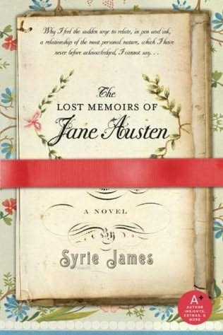 The Lost Memoirs of Jane Austen — Syrie James