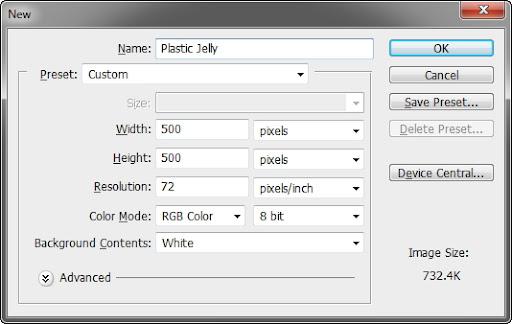 เทคนิคการสร้างตัวอักษรแบบ Plastic Jelly Pj01