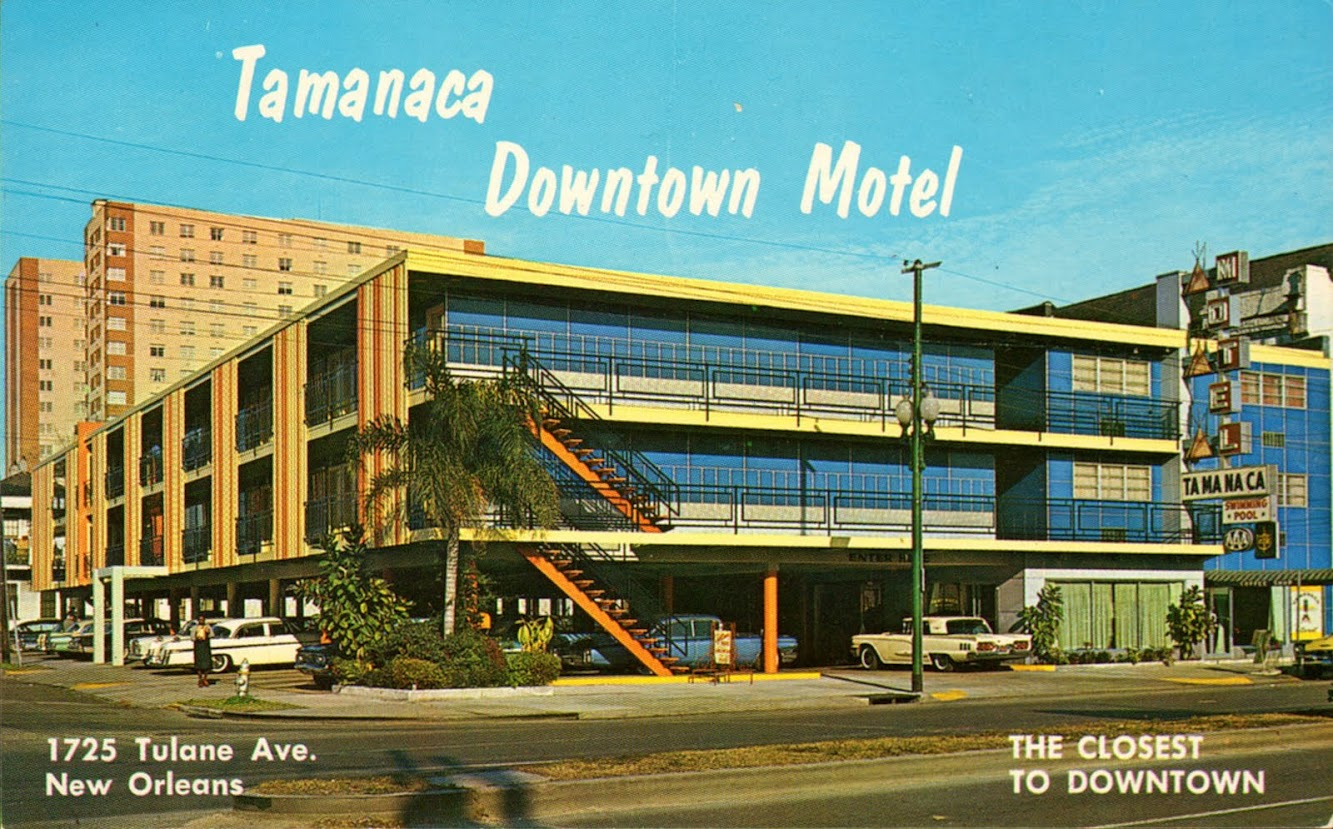 Tamanaca Downtown Motel