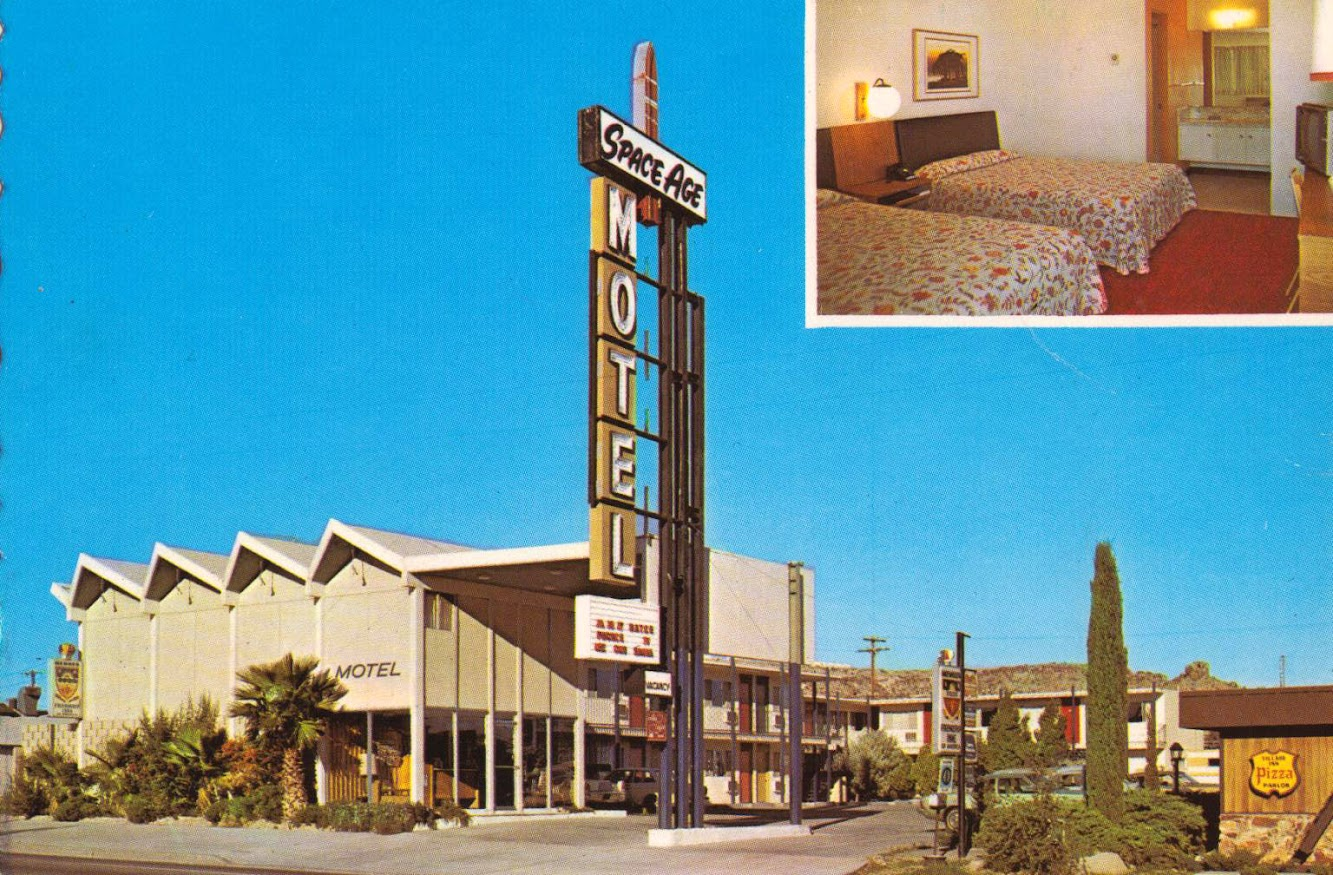 Friendship Inn Space Age Motel