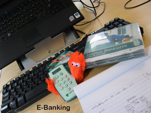 E-Banking - Online Banking - Advantages of the Ebanking