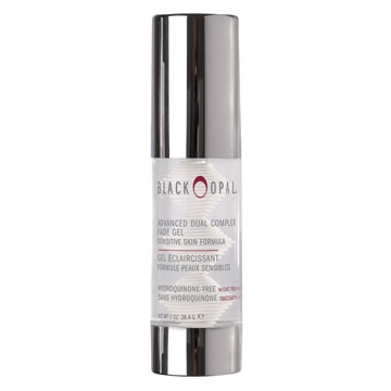 Black Opal's Advanced Dual Complex Fade Gel Sensitive Skin Formula