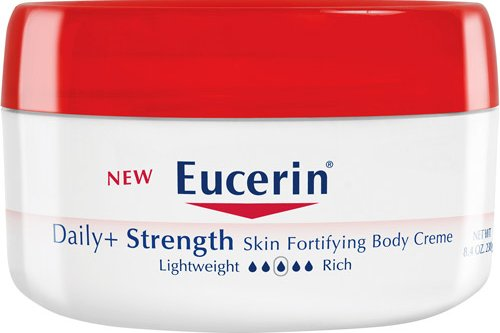 Eucerin Daily + Strength Skin Fortifying Body Creme