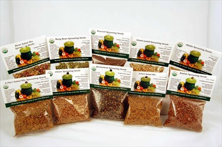 Wheatgrass Kits Giveaway CLOSED