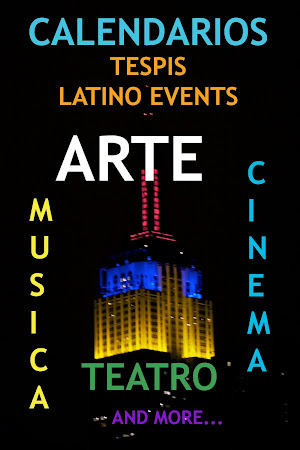 CALENDARIOS de LATINO EVENTS en NYC