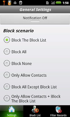 Block Unwanted Calls And SMS On Your Android Phone
