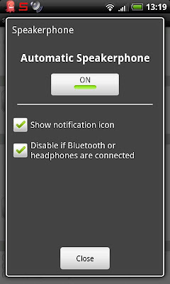 Auto Enable Speakerphone Of Your Android Phone On Incoming And Outgoing Calls